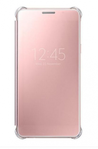 Samsung Clear View pro Galaxy A5 2016 růžové