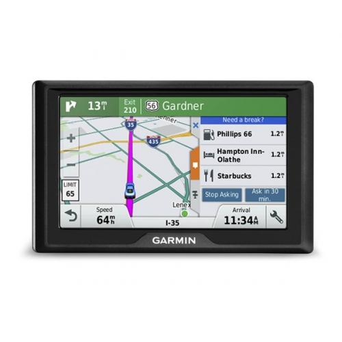 Navigační systém GPS Garmin Drive 50T Lifetime Europe45 černá