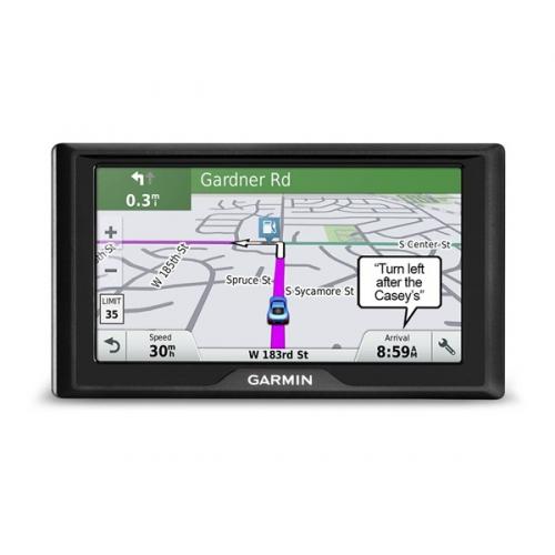 Navigační systém GPS Garmin Drive 60 Lifetime Europe45 černá