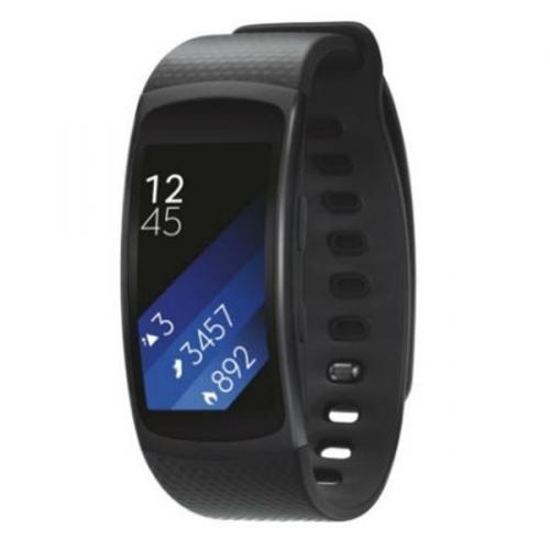 Samsung Gear Fit2 vel. L šedý