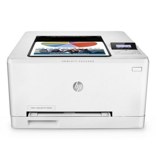 HP LaserJet Pro M252n bílá