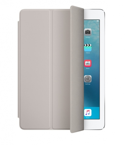 "Apple Smart Cover pro iPad Pro 9.7""- kamenně šedé"