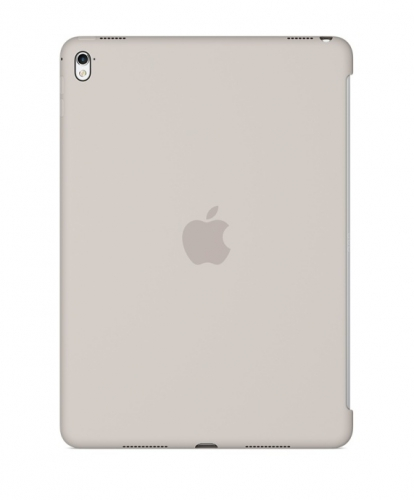 "Apple Silicone Case pro iPad Pro 9.7"" - kamenně šedé"