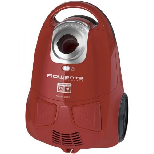 Rowenta City Space RO2443WA červený