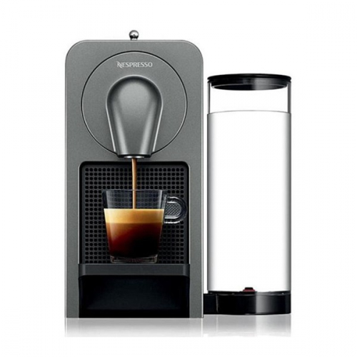 Krups Nespresso Prodigio XN410T10 černé/titanium