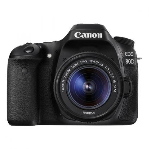 Canon 80D + 18-55 IS STM