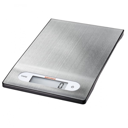 Leifheit Shiny Steel stříbrná