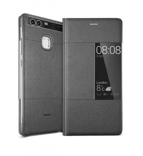 Huawei Smart Cover pro P9 šedé