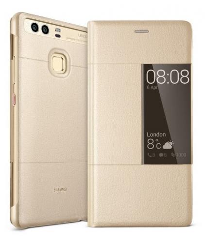 Huawei Smart Cover pro P9 zlaté