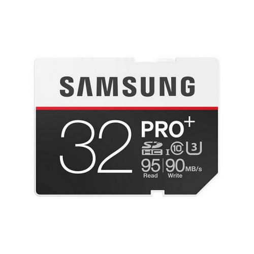 Samsung SDHC PRO+ 32GB UHS-I U3 (95R/90W)