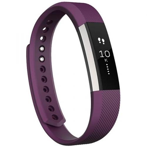 Fitbit Alta large fialový