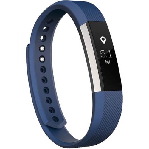 Fitbit Alta large modrý