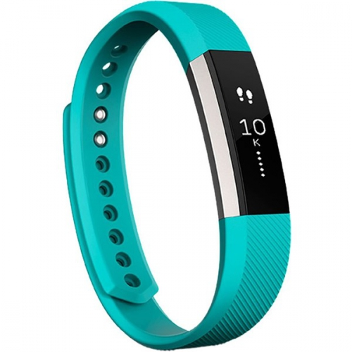 Fitbit Alta small zelený