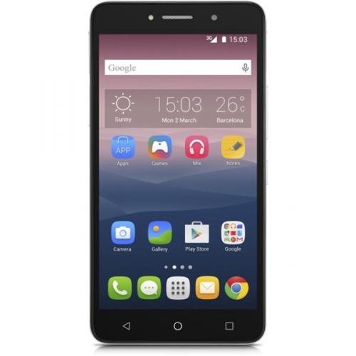ALCATEL PIXI 4 (6) 8050D stříbrný + dárek
