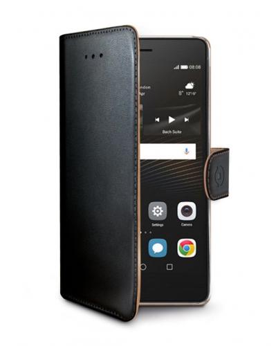 Celly Wally pro Huawei P9 Lite černé (WALLY564)