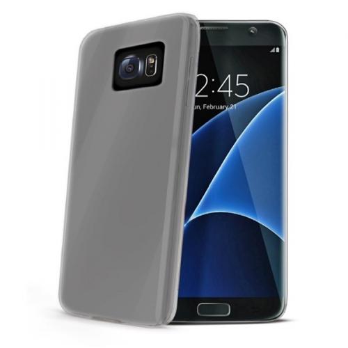 Celly Gelskin pro Samsung Galaxy S7 Edge průhledný