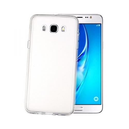 Celly Gelskin pro Samsung Galaxy J5 (2016) průhledný (GELSKIN557)