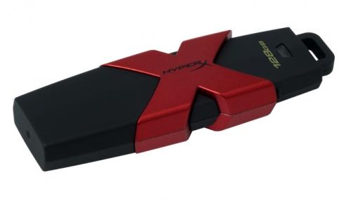 Kingston HyperX Savage 128GB USB 3.1 černý/červený
