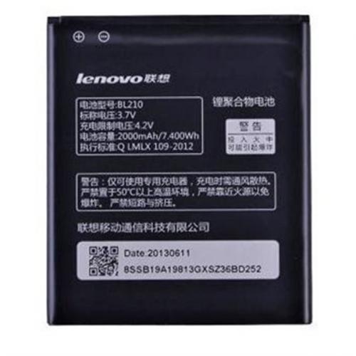 Fotografie Lenovo BL210 pro A356, S860, Li-Pol 2000mAh - bulk