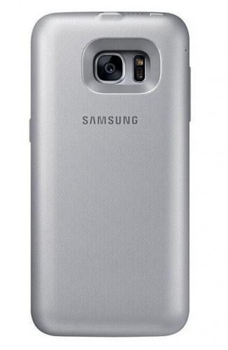 Samsung s baterií, pro Galaxy S7 stříbrný