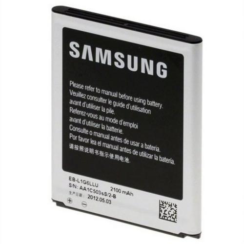 Fotografie Baterie Samsung pro Galaxy S3, Li-Ion 2100mAh (EB-L1G6LLUCSTDB) - bulk
