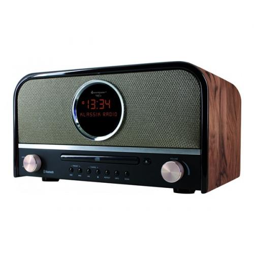 Soundmaster NR850 dřevo