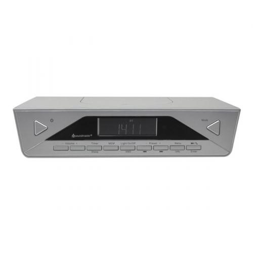 Soundmaster UR2040SI stříbrný