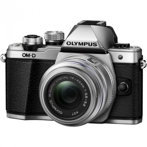 Olympus E-M10 II + objektiv 14-42mm II