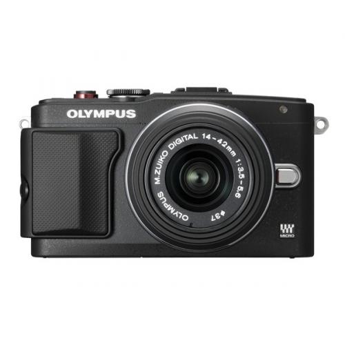 Olympus E-PL6 + objektivy 14-42mm II R