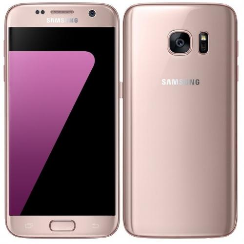 Samsung Galaxy S7 32 GB (G930F) růžový + dárek