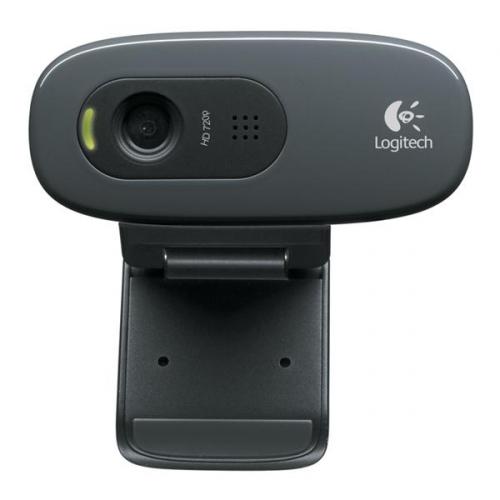 Logitech HD Webcam C270 černá