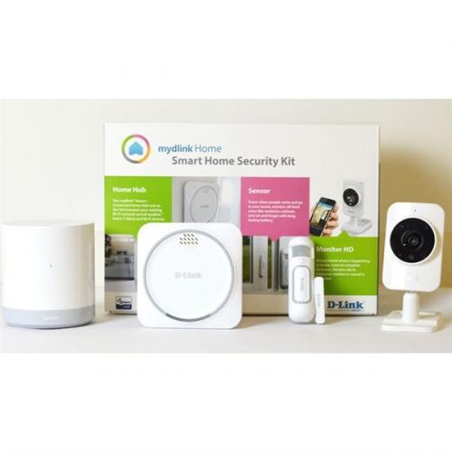 D-Link mydlink™ Home Security Starter Kit