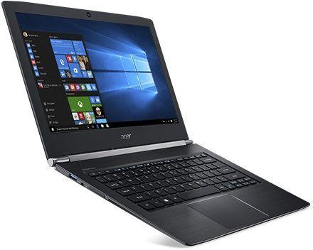 Acer Aspire S13 (S5-371-562G) černý + dárek