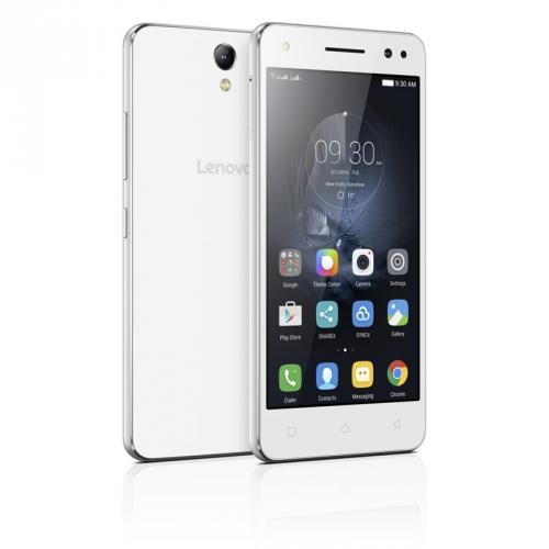 Lenovo VIBE S1 Lite bílý