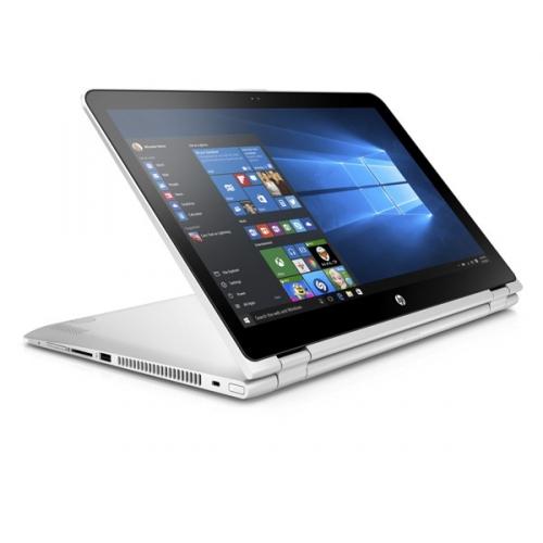 HP Pavilion x360 15-bk004nc stříbrný + dárky