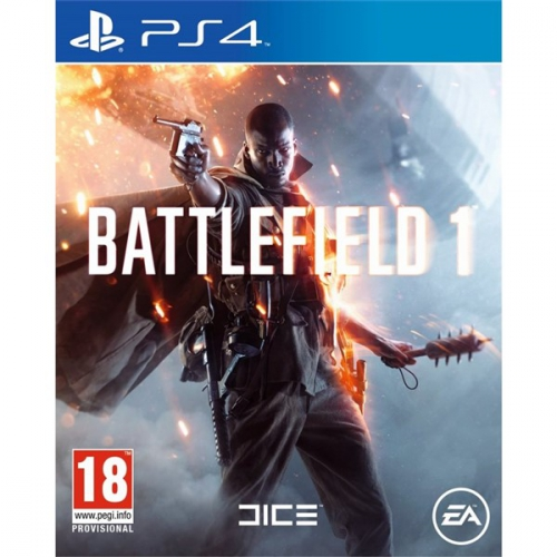 EA PlayStation 4 Battlefield 1