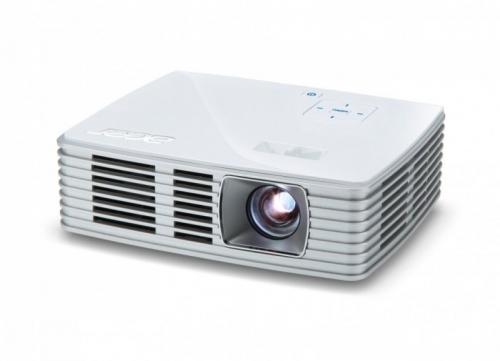 Acer K135i bílý