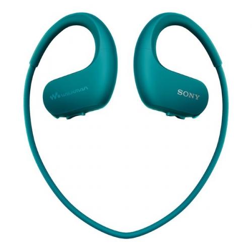 MP3 přehrávač Sony NW-WS413L modrý