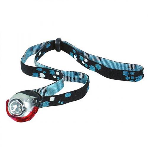 Fotografie Yate Micro 3 LED + clip 2x2 cm