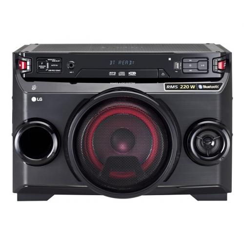 LG OM4560 černý