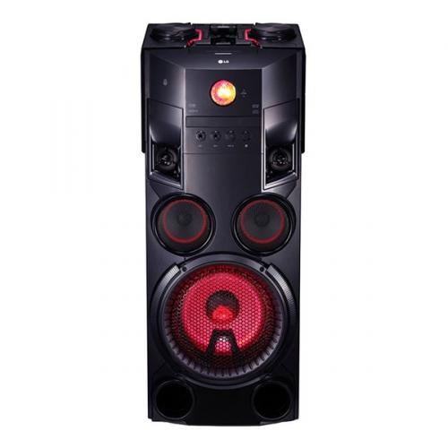 LG OM7560 černé
