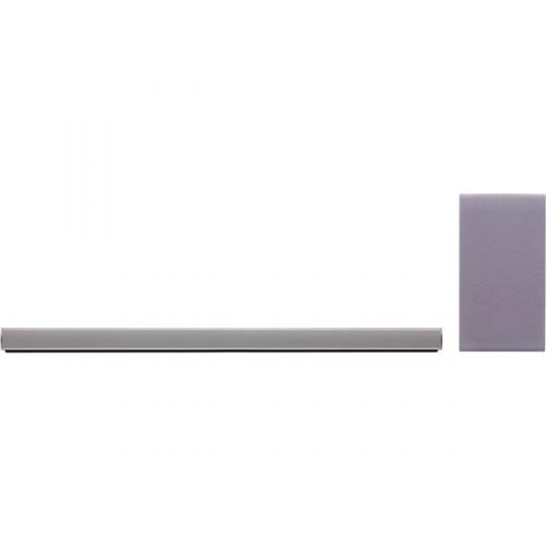 LG SH5 stříbrný