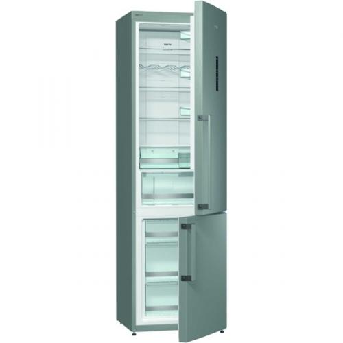 Chladnička s mrazničkou Gorenje NRK6202TX nerez Gorenje 3838942073137