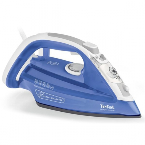 Tefal Ultragliss FV4944E0 bílá/modrá