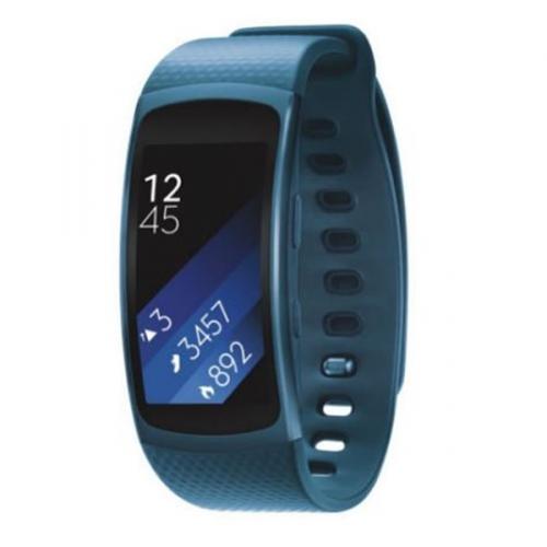 Samsung Gear Fit2 vel. L modrý