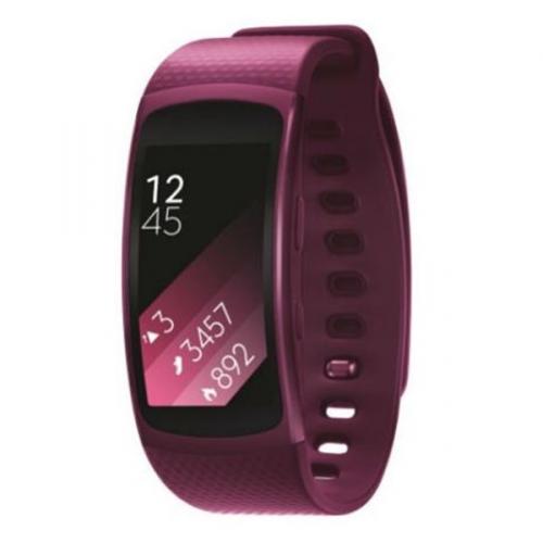 Samsung Gear Fit2 vel. S růžový