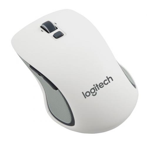 Logitech Wireless Mouse M560 bílá