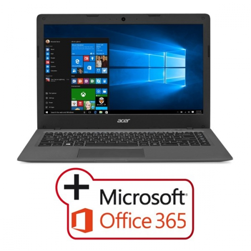 Acer Aspire One Cloudbook 14 (AO1-431-C9RX) šedý