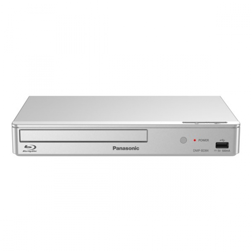 Panasonic DMP-BD84EG-S stříbrný