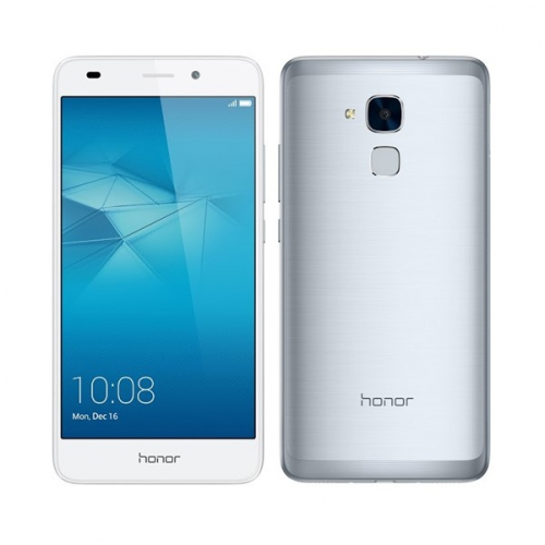 Honor 7 Lite Dual SIM stříbrný (51090NYQ)